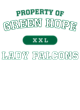 Green Hope Adult Competitor T-shirt