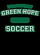 Green Hope Womens Holloway Heather Electrify V-Neck Shirt