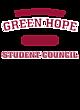 Green Hope Holloway Electrify Heathered Performance Shirt