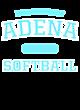 Adena Heavyweight Sport Tek Adult Hooded Sweatshirt