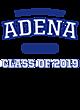 Adena Tech Fleece Hooded Sweatshirt