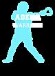 Adena New Era Tri-Blend Pullover Hooded T-Shirt