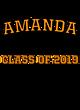 Amanda Classic Fit Heavy Weight T-shirt
