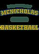 McNicholas New Era Sueded Cotton Baseball T-Shirt
