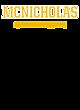 McNicholas Womens Long Sleeve V-Neck Competitor T-Shirt