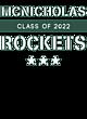 McNicholas Colorblock Competitor T-Shirt