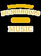 McNicholas New Era Ladies Tri-Blend Performance Scoop Tee