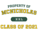 McNicholas Womens Competitor T-shirt
