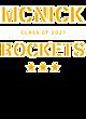 McNick Champion Heritage Jersey Long Sleeve Tee