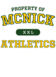 McNick Ladies Competitor Hooded Pullover