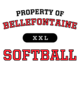 Bellefontaine Classic Fit Heavy Weight T-shirt
