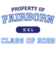 Fairborn Classic Fit Heavy Weight T-shirt