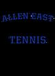 Allen East Fan Favorite Heavyweight Hooded Unisex Sweatshirt