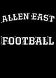 Allen East Womens Ultimate Performance V-Neck T-shirt