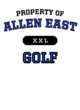 Allen East Youth Competitor T-shirt