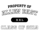 Allen East Youth Classic Fit Long Sleeve T-shirt