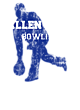 Allen East Classic Fit Heavy Weight T-shirt
