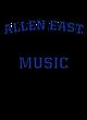Allen East Adult Baseball T-Shirt