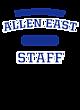 Allen East Ladies Tri-Blend Wicking Draft Hoodie Tank
