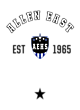 Allen East Womens Holloway Electrify V-Neck Long Sleeve