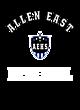 Allen East Ladies Rashguard Tee