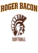 Roger Bacon Fan Favorite Heavyweight Hooded Unisex Sweatshirt