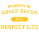 Roger Bacon Classic Fit Heavy Weight T-shirt