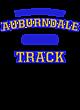 Auburndale Bella+Canvas Women's Tri-Blend Racerback Tank