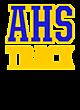 Auburndale Embroidered Youth V-Neck Windshirt