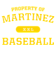 Martinez Bella+Canvas Youth Triblend Short Sleeve T-Shirt