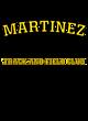 Martinez Nike Legend Tee