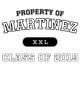 Martinez Champion Heritage Jersey Tee