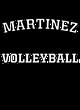 Martinez Womens V-Neck Competitor T-shirt