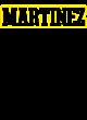 Martinez Nike Dri-FIT Cotton/Poly Long Sleeve Tee
