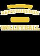 Ashwaubenon Ladies Tri-Blend Wicking Fleece Hooded Pullover