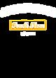 Ashwaubenon New Era Tri-Blend Pullover Hooded T-Shirt
