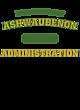 Ashwaubenon New Era Sueded Cotton Baseball T-Shirt