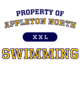 Appleton North Champion Heritage Jersey Tee
