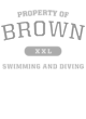 Brown Fan Favorite Heavyweight Hooded Unisex Sweatshirt