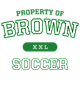 Brown Holloway Electrify Long Sleeve Performance Shirt