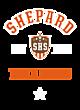 Shepard Womens Sport Tek Heavyweight Hooded Sweatshirt