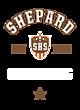 Shepard Heavyweight Crewneck Unisex Sweatshirt