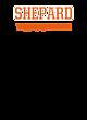 Shepard Vintage Flame Tri-Blend Hooded T-Shirt