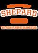Shepard Electric Heather Hooded Sweatshirt