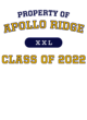 Apollo Ridge Fan Favorite Heavyweight Hooded Unisex Sweatshirt