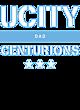 UCity Womens Cotton V-Neck T-shirt