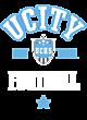UCity Womens Sport Tek Heavyweight Hooded Sweatshirt