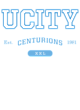 UCity Ladies Tri-Blend Wicking Fleece Hooded Pullover