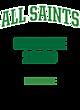 All Saints Fan Favorite Heavyweight Hooded Unisex Sweatshirt