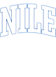 Nile Adult Competitor T-shirt